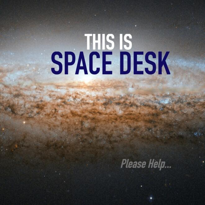 Podcast: This is Space Desk
